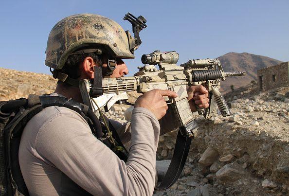 Αμερικανός πεζοναύτης Ήμουν στο Αφγανιστάν. Θυσιάσαμε τις ζωές μας για ένα ψέμα