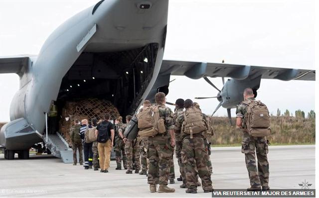 Αφγανιστάν: Η Γαλλία σταματά τις εκκενώσεις από την Παρασκευή