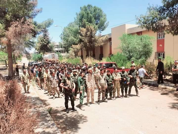 Απλήρωτοι οι μισθοφόροι του Ερντογάν στη Λιβύη – Διαδήλωση στο στρατόπεδο Γιαρμούκ (βίντεο)