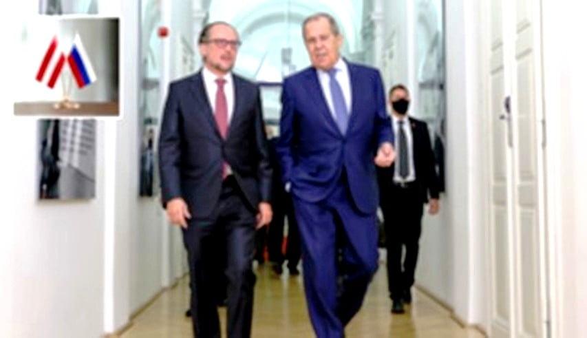 Η Ρωσία θα είναι πάντα μέρος της Ευρώπης, οπότε είναι καιρός να βελτιωθούν οι σχέσεις, λέει ο αυστριακός υπουργός Εξωτερικών στον απεσταλμένο της Μόσχας
