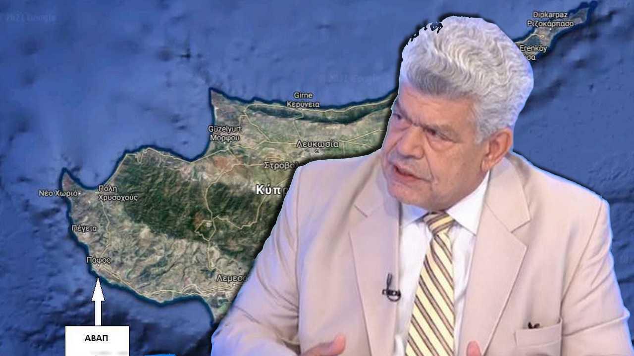 Πρόταση Μάζη για την απελευθέρωση της Κύπρου! Εγκατάσταση Γαλλικών Δυνάμεων στη Μεγαλόνησο