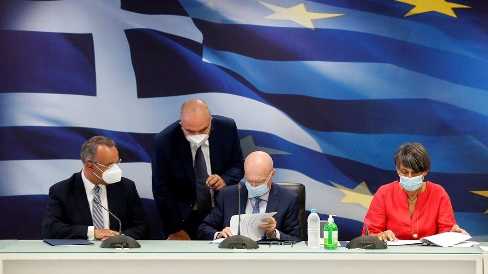 Μνημόνιο συνεργασίας ΕΑΒ και πανεπιστημίων για την ανάπτυξη ελληνικού drone, υπό την αιγίδα του ΥΠΟΙΚ