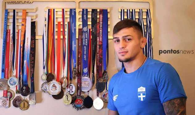 Γιώργος Πιλίδης: «Η πάλη είναι το δικό μας άθλημα» (photos, video)