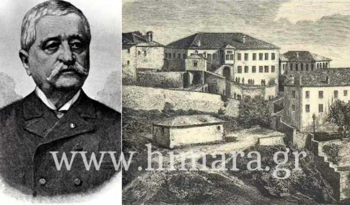 Ζωγράφος Χρηστάκης – Ο Βορειοηπειρώτης μεγαλοτραπεζίτης της Κωνσταντινούπολης