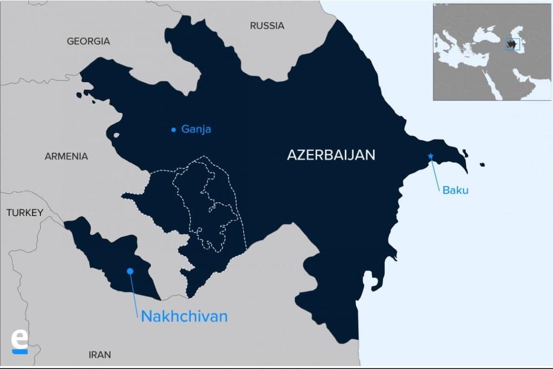 Τουρκικός αγωγός φυσικού αερίου σε θύλακα του Αζερμπαϊτζάν αλλάζει τις ισορροπίες στον Νότιο Καύκασο