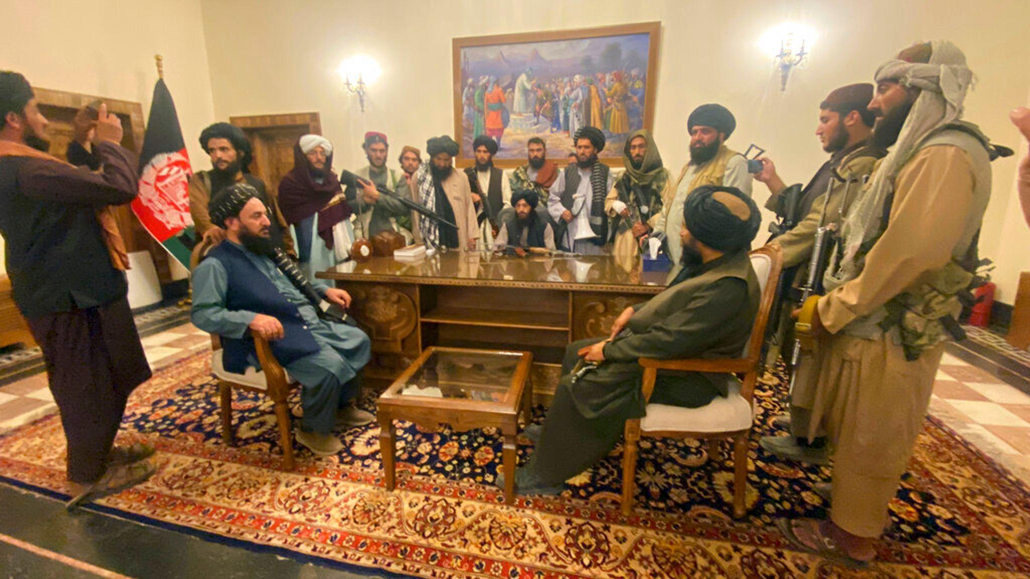 Το πρόβλημα δεν είναι οι Ταλιμπάν αλλά οι Αμερικάνοι…