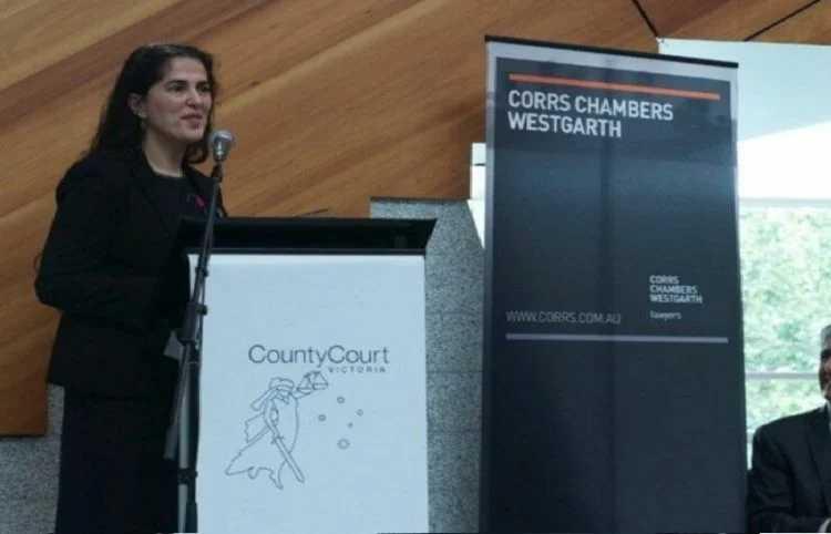 Νόλα Καραπαναγιωτίδη: Ποντιακής καταγωγής Ελληνοαυστραλή διορίστηκε δικαστής στην Αυστραλία