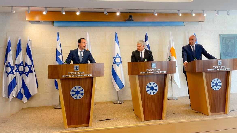 Συμφωνία Ελλάδος-Κύπρου-Ισραήλ για την ασφάλεια και τη σταθερότητα