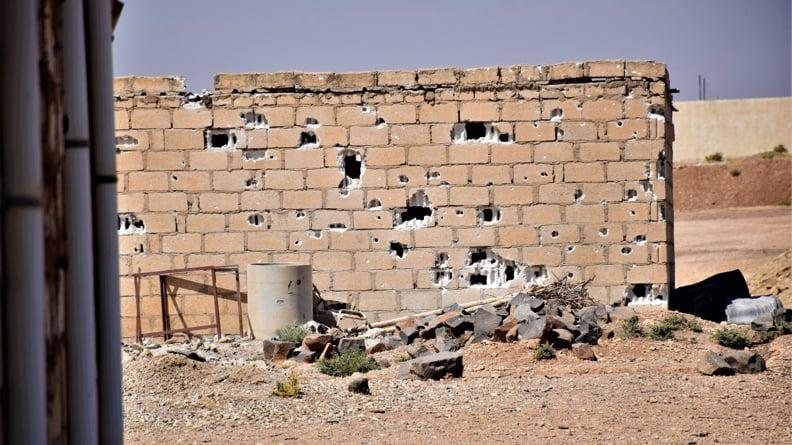 Η Τουρκία και οι μισθοφόροι της συνεχίζουν να βομβαρδίζουν το χωριό Ντιρνταρά