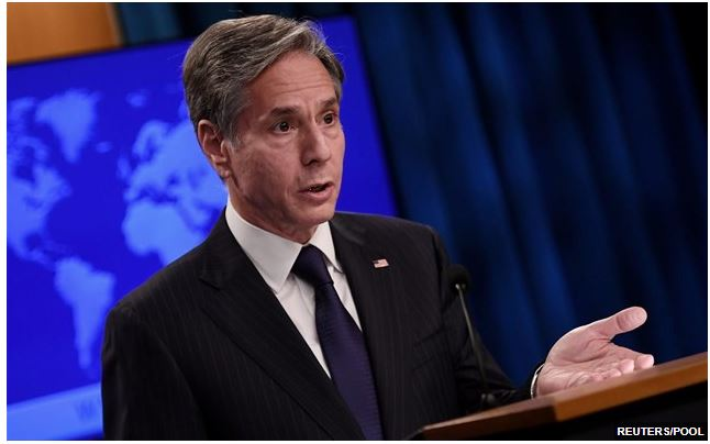 Σε αναζήτηση συνεργιών ο Μπλίνκεν για το θέμα του Αφγανιστάν – Ταλιμπάν