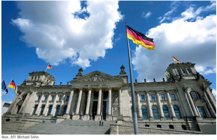 Η Γερμανία κατηγορεί την Ρωσία για κυβερνοεπίθεση εναντίον του κοινοβουλίου της