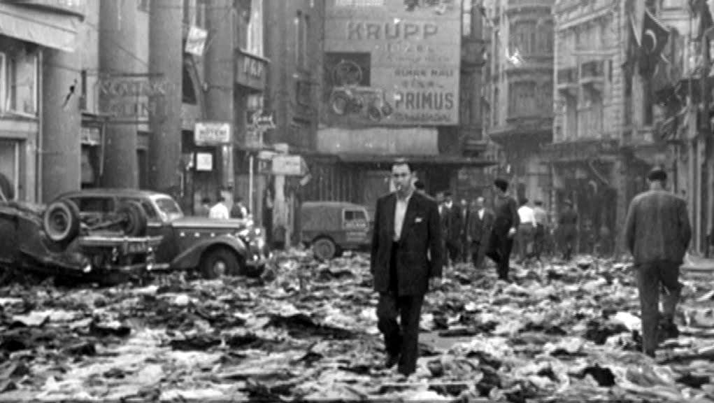 66 χρόνια από το πογκρόμ στην ελληνική κοινότητα της Πόλης! Ένα συγκλονιστικό βίντεο του Βασίλη Πετρόπουλου