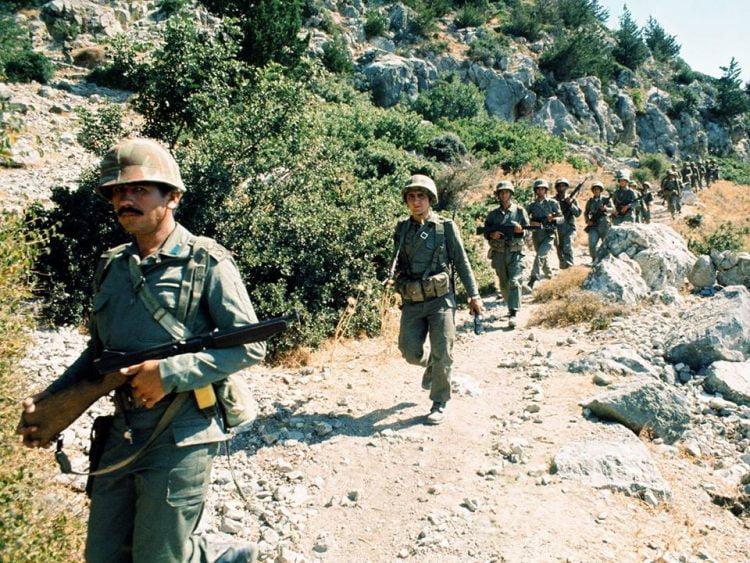 Κύπρος 1974: «Θα σκοτώσεις αυτούς τους γκιαούρηδες άπιστους θερίζοντάς τους»