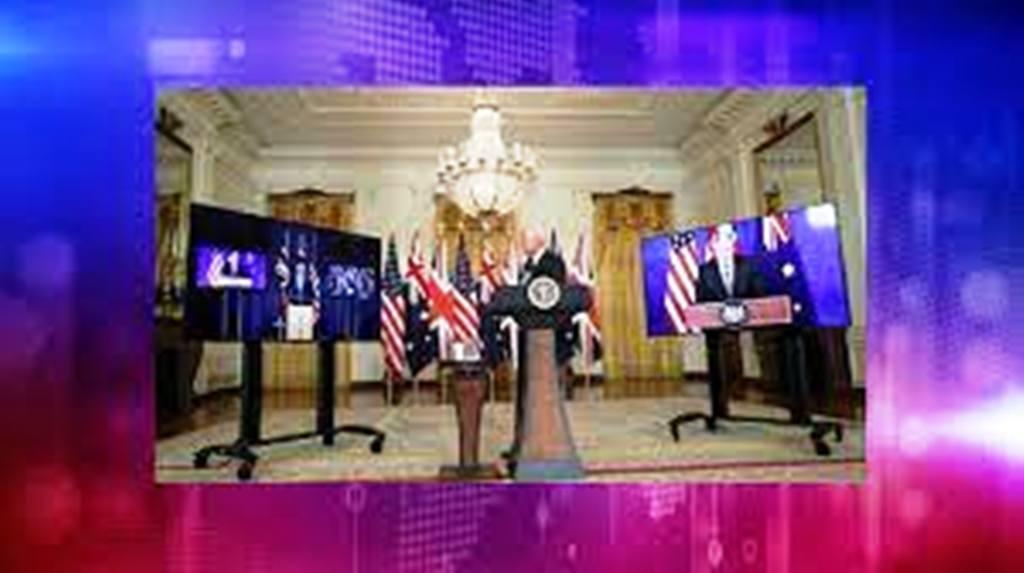 Το AUKUS Επιταχύνει τον Επερχόμενο Στρατό της ΕΕ και την Απαξίωση του ΝΑΤΟ