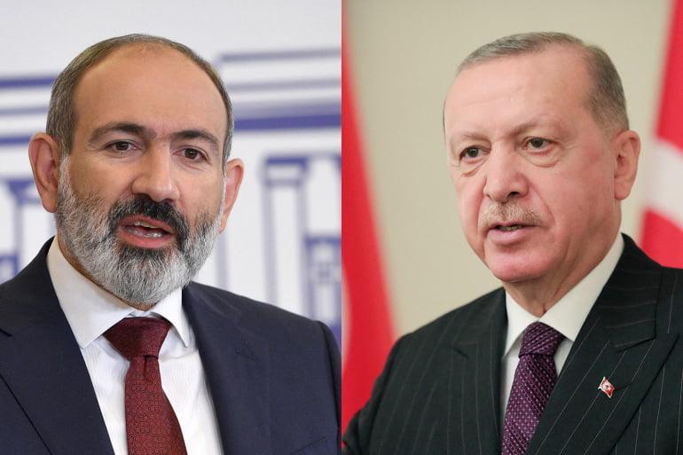 Πασινιάν όπως… Μητσοτάκης! Αλαλούμ και στην Αρμενία με δήλωση Ερντογάν