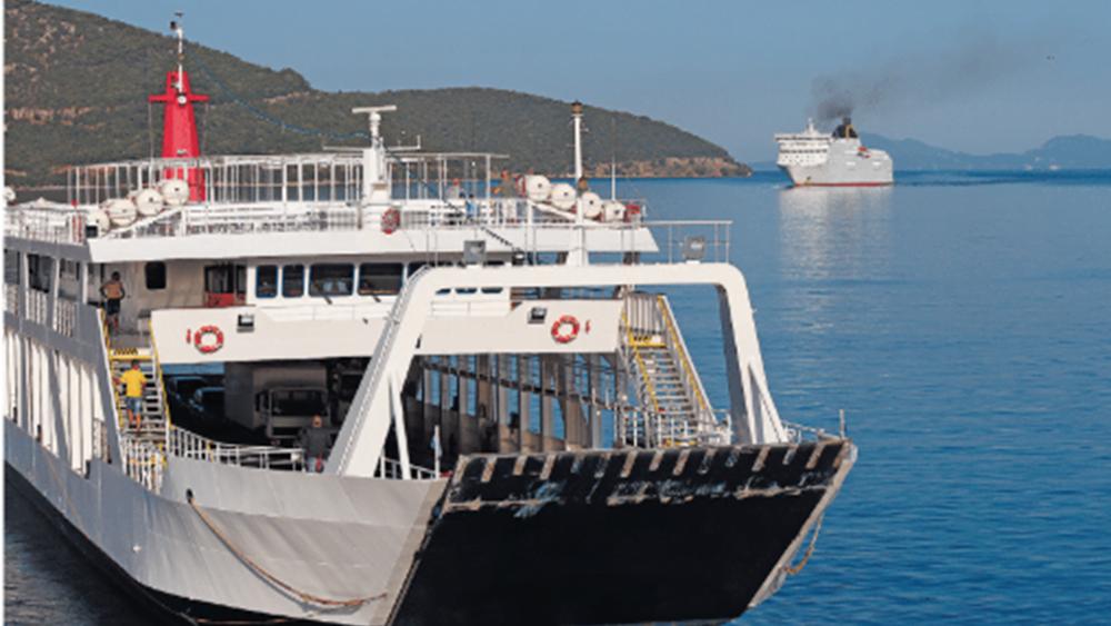 """Το σχέδιο για """"zero carbon"""" πλοία στην ακτοπλοΐα"""