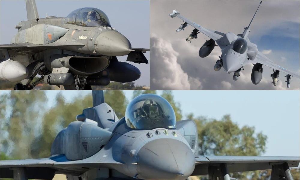 Νέα όπλα στη «φαρέτρα» και αναβάθμιση των F-16 block 50: «Έξυπνες» βόμβες και πύραυλοι μεγάλου βεληνεκούς – 30 «φονικά» SNIPER ATP που κάνουν τη νύχτα μέρα