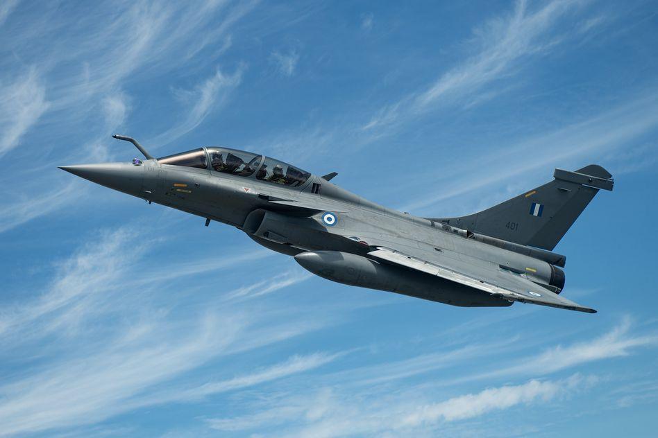 Ένα ακόμη βήμα στην ενίσχυση της Πολεμικής Αεροπορίας τα 24 Rafale!