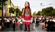 Η τσογλαναρία της πόλης-αντιεξουσιαστές προσπάθησαν να τραμπουκίσουν τον κόσμο…