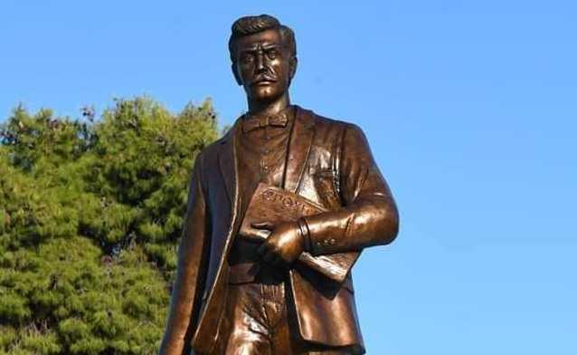 Ρεπορτάζ της ΕΡΤ για το μνημείο Νίκου Καπετανίδη στο πρώην στρατόπεδο Παύλου Μελά (ΒΙΝΤΕΟ)