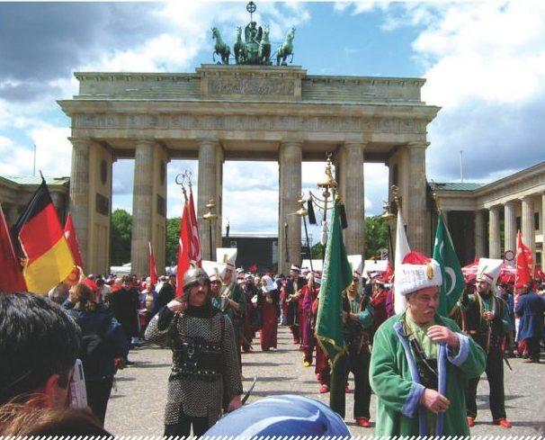Η τουρκική μειονότητα της Γερμανίας και οι γερμανοτουρκικές σχέσεις