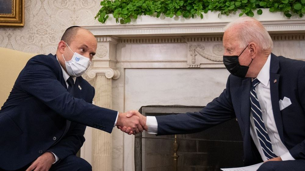 Πού οδηγεί το Ισραήλ η αμερικανική αποχώρηση από το Αφγανιστάν