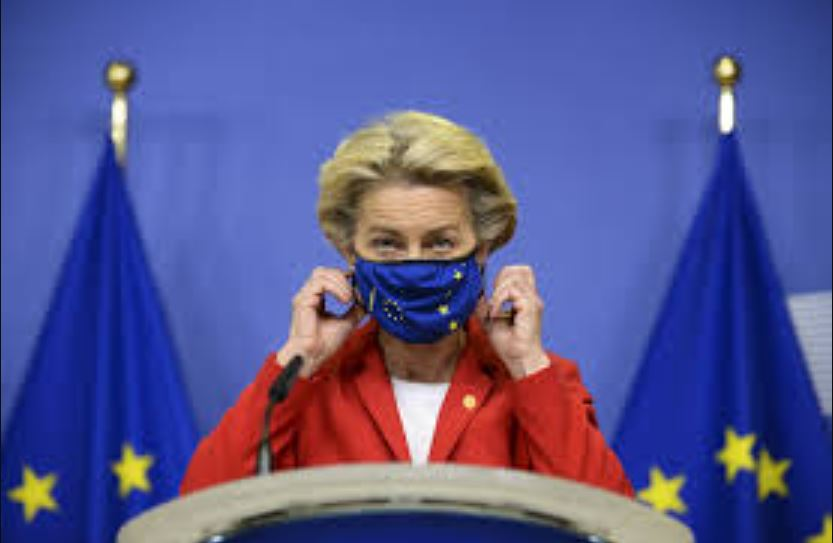 Η Φον ντερ Λάιεν έρχεται στα Σκόπια για τη διαμάχη με τη Βουλγαρία