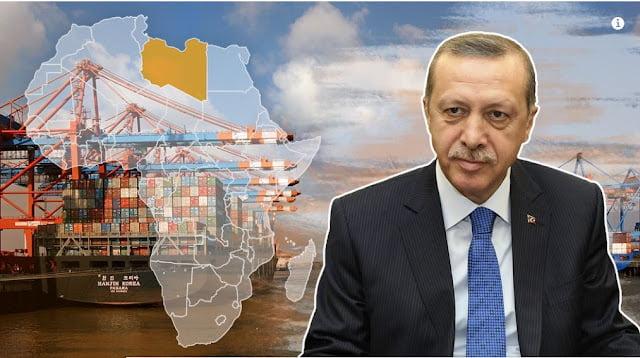 Η Τουρκία ενεργοποίησε αεροπορική γέφυρα προς τη Λιβύη για την παράδοση στρατιωτικών προμηθειών