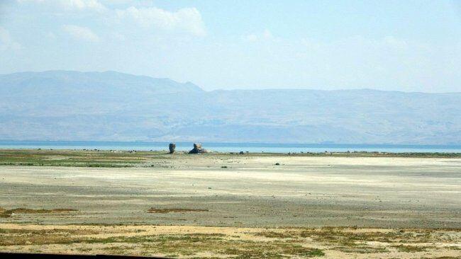 Η λίμνη Βαν εκπέμπει SOS! Η μεγαλύτερη λίμνη της Τουρκίας απειλείται με εξαφάνιση (ΦΩΤΟ)