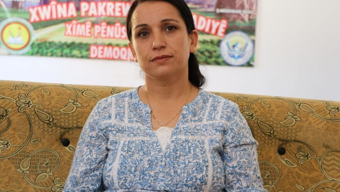 Απαγόρευση της κουρδικής γλώσσας στο, υπό τουρκική κατοχή, Αφρίν