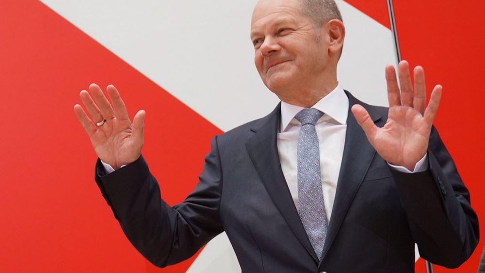 Βιώσιμη κυβέρνηση και πέραν αυτής της κοινοβουλευτικής περιόδου θα επιδιώξει ο Σολτς