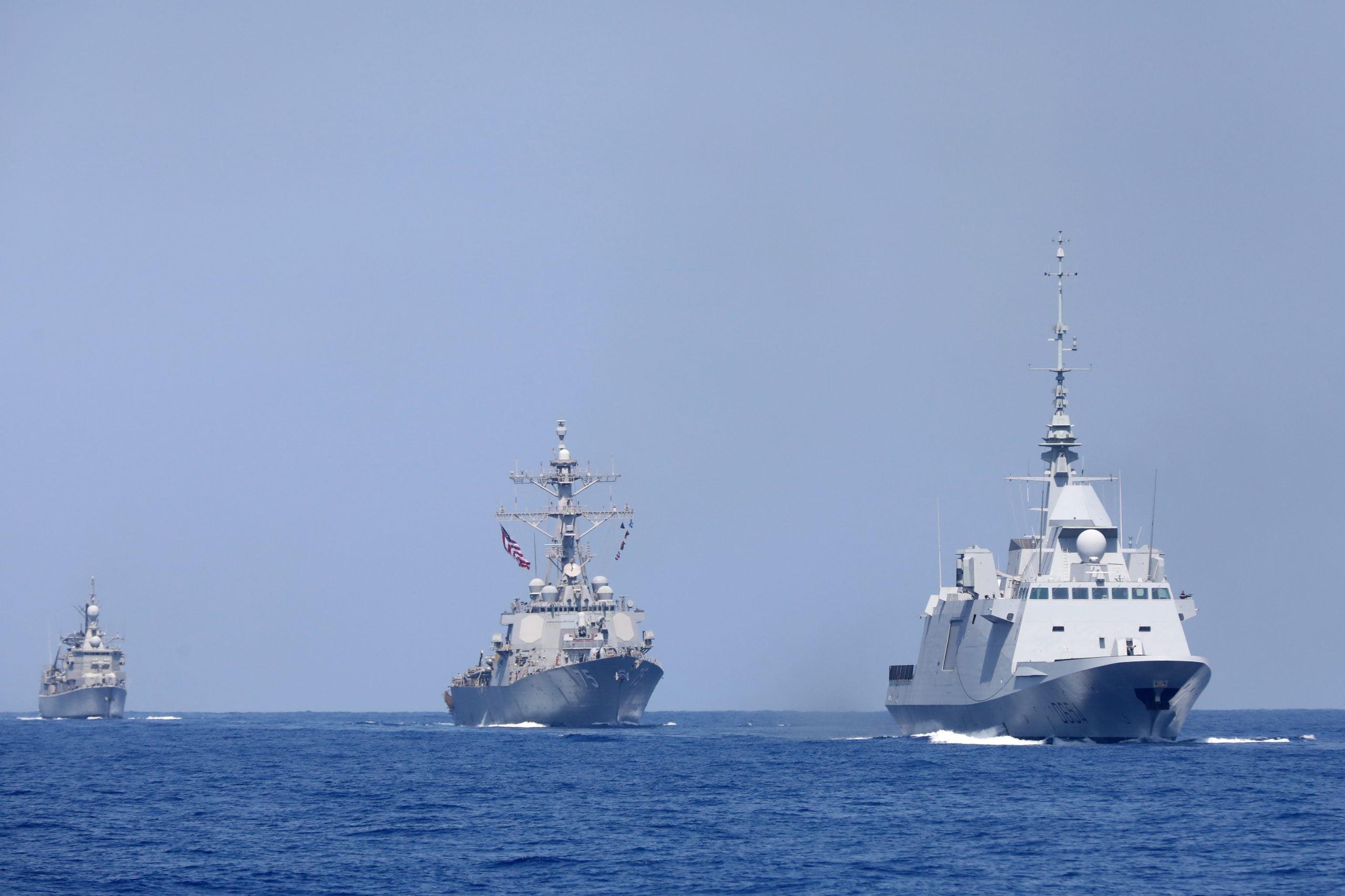 Κορυφώνεται η «ναυμαχία» για τις φρεγάτες: «Ντρίπλα» από Ολλανδία και Ιταλία – Πώς Sigma και Fremm θα «πείσουν» το Πολεμικό Ναυτικό