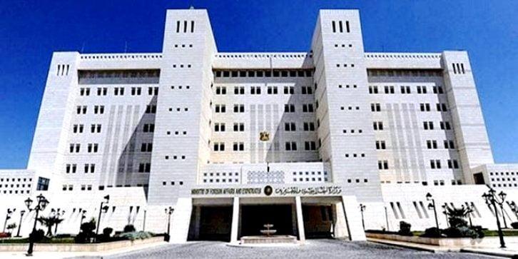 Η Δαμασκός διαψεύδει κατηγορηματικά κάθε μορφή επαφής με το τουρκικό καθεστώς, ιδίως όσον αφορά την καταπολέμηση της τρομοκρατίας