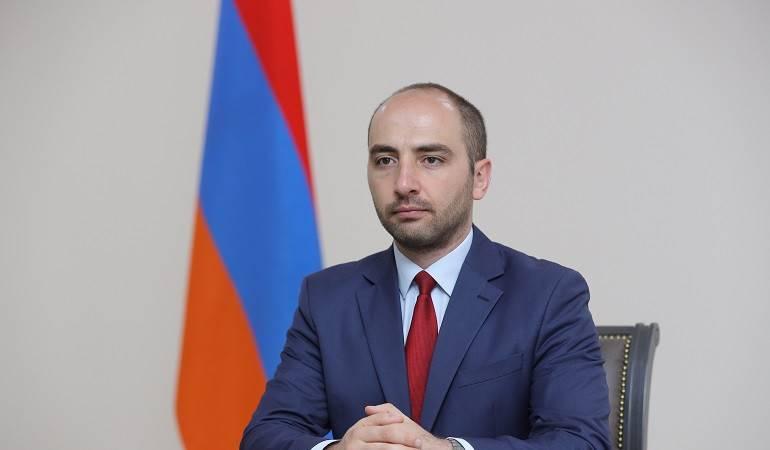"""ΥΠΕΞ Αρμενίας: Η τουρκοαζέρικη """"στρατιωτική άσκηση κοντά στον διάδρομο Λατσίν υπονομεύει την αποκλιμάκωση"""""""