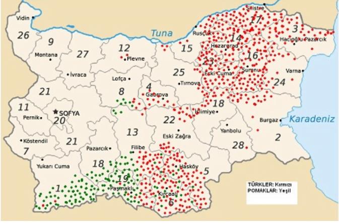 """Απαράμιλλο θράσος! Σκανδαλώδη αιτήματα της Τουρκίας για τους """"Τούρκους"""" της Βουλγαρίας"""