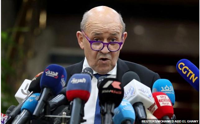 Γαλλία: «Πισώπλατη μαχαιριά» η ακύρωση της συμφωνίας