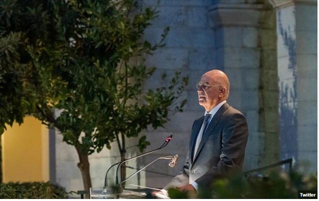 Ν. Δένδιας: «Η Τουρκία να εγκαταλείψει τη νέο-οθωμανική της πολιτική»