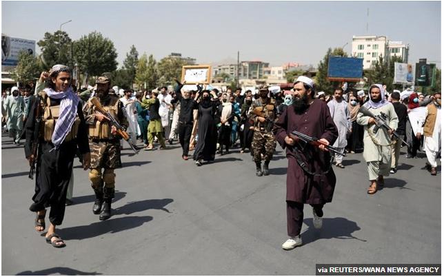 Οι Ταλιμπάν δεσμεύονται για το Ισλαμικό Κράτος