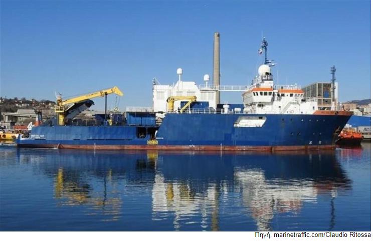 Η Ελλάδα αποφασισμένη να συνεχίσει τις έρευνες ανατολικά της Κρήτης