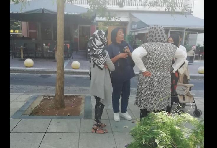 Η Θωμαΐς Γιαννάτου προσκαλεί Ακρίτα – Τατσόπουλο στην Πλατεία Βικτωρίας