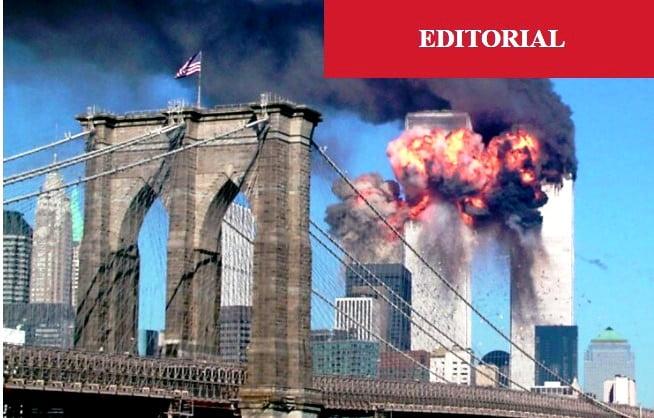 Δύο δεκαετίες μετά την Ανατίναξη των Πύργων Ν. Υόρκης  το μεγαλύτερο θύμα είναι η Αυτοκρατορία των ΗΠΑ.