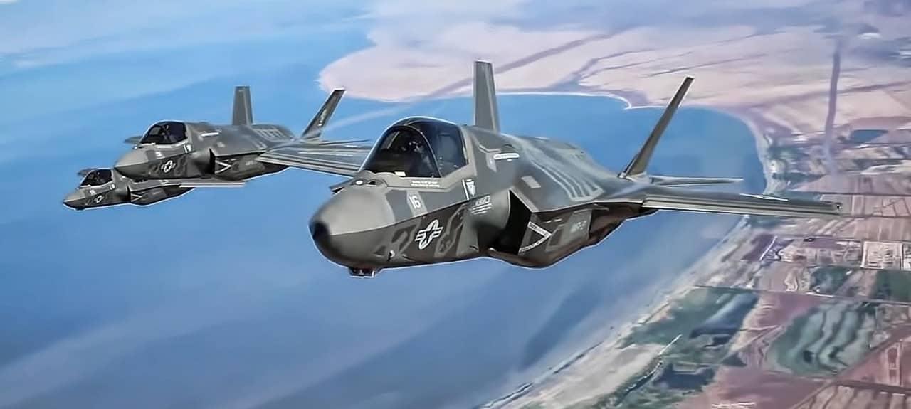 Σχέδιο κυριαρχίας στον αέρα! Μετά τα Rafale έρχονται τα F35 – Σε τέλμα η τουρκική πολεμική αεροπορία