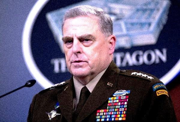 Πρέπει ο Στρατηγός Μίλλεϊ να απαλλαγεί από τα καθήκοντά του; Απειλητική η Σκιά Στρατιωτικού Πραξικοπήματος στις ΗΠΑ ;