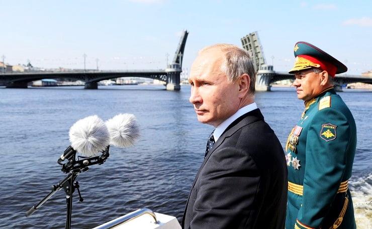 Στρατηγική της Ρωσίας: Nα Επιβιώσει. Όχι να επικρατήσει