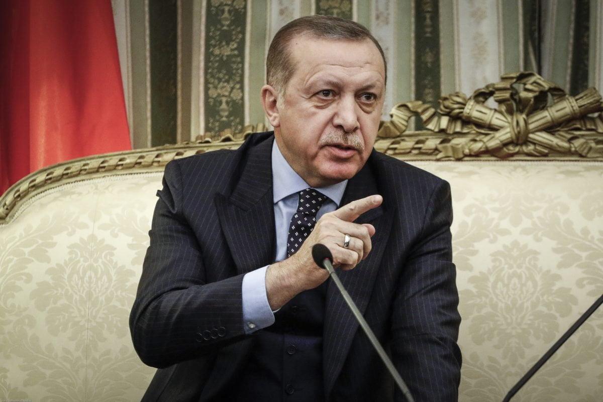 Ο Ερντογάν πολεμά να αλλάξει την εικόνα της Άγκυρας στη διεθνή κοινότητα!