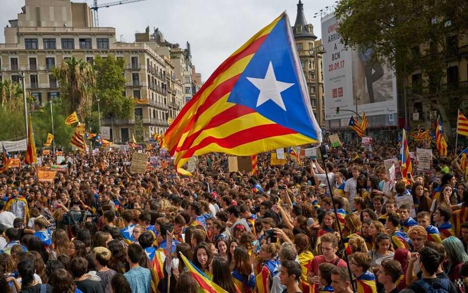 ΝΥΤ: Ανάμειξη της Ρωσίας στο καταλανικό αποσχιστικό κίνημα δείχνει αναφορά