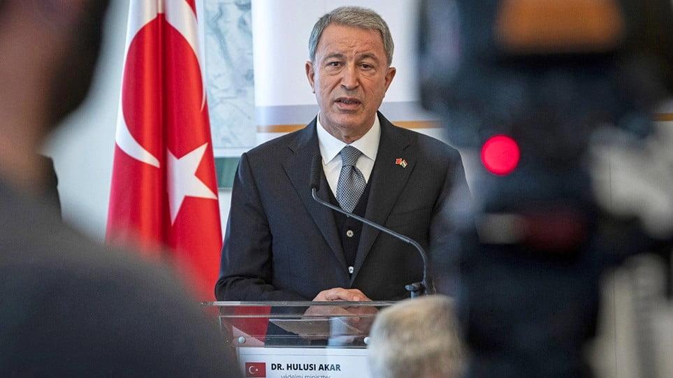 Ακάρ: «Η Ελλάδα συνεχίζει τις ψεύτικες απειλές και την εμμονή της να εξοπλιστεί»