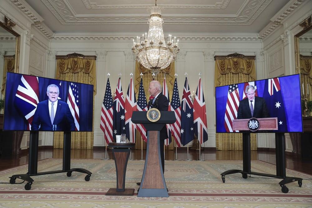 AUKUS: Τι σηματοδοτεί η συμφωνία για το «μικρό ΝΑΤΟ» – Ο ρόλος των πυρηνοκίνητων υποβρυχίων που αποκτά η Αυστραλία