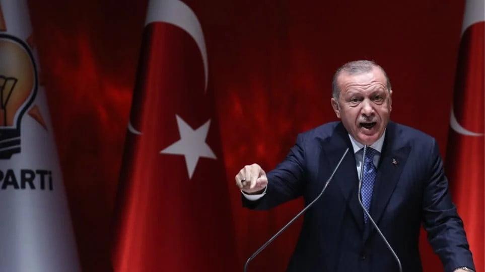 Νέα παράπονα Ερντογάν για Μπάιντεν: «Δεν έχω βιώσει τέτοια κατάσταση με κανέναν ηγέτη των ΗΠΑ»