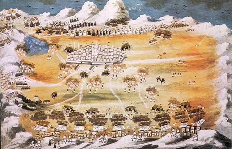 Στις 23 Σεπτεμβρίου 1821 η Άλωση της Τριπολιτσάς άνοιξε το δρόμο για την απελευθέρωση της Ελλάδας